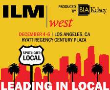 New Local Execs Added at ILM West (Dec 4-6 in LA)